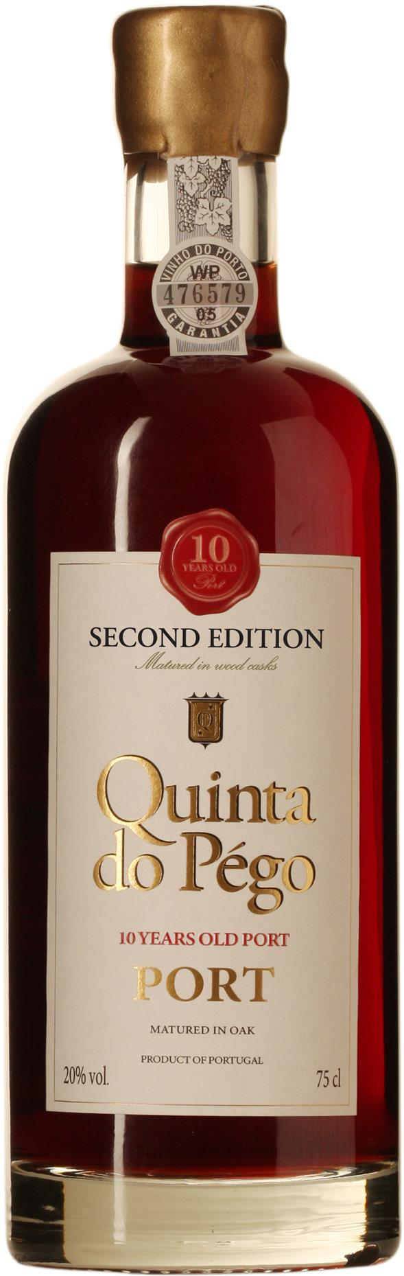 Quinta do Pégo 10 Years old port Second edition